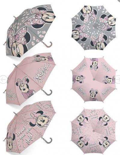 Dívčí licenční deštník MINNIE (48 cm)