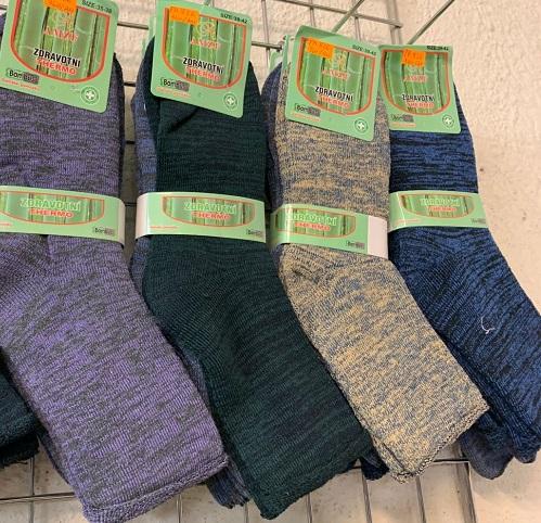Dámské thermo ponožky AMZF (35-42)