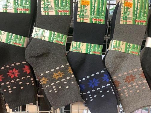 Dámské thermo zdravotní  ponožky AMZF (35-42)