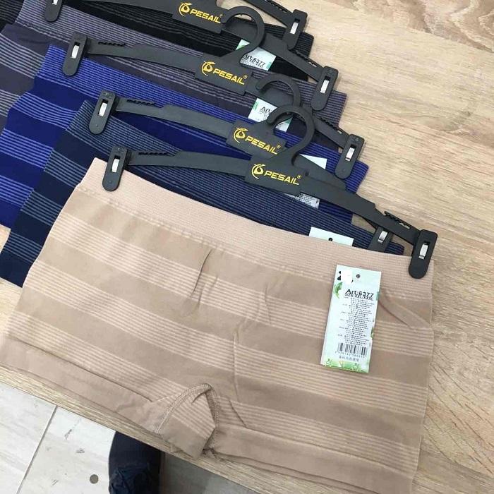 Dámské bezešvé nohavičkové kalhotky GREENICE (S-XXL)