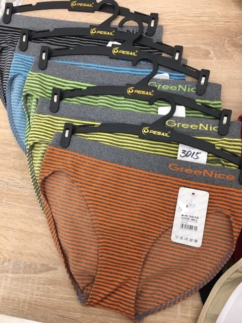 Dámské bezešvé kalhotky GREENICE (S-XXL)