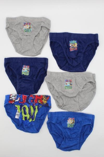 Chlapecké slipy PAW  (2-8let)