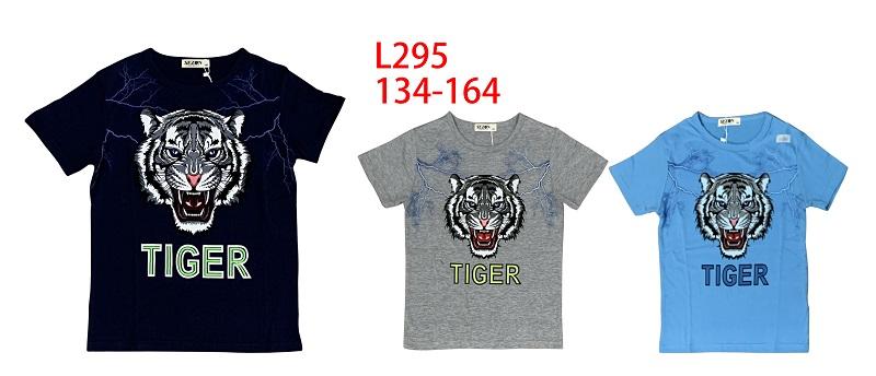 Chlapecké triko s krátkým rukávem SEZON (134-164)