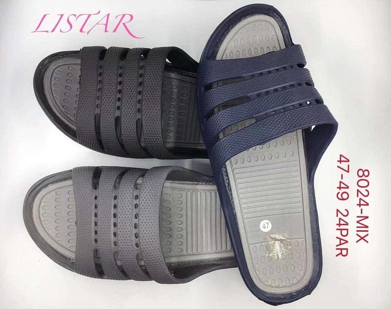 Pánské pantofle LISTAR (47-49)