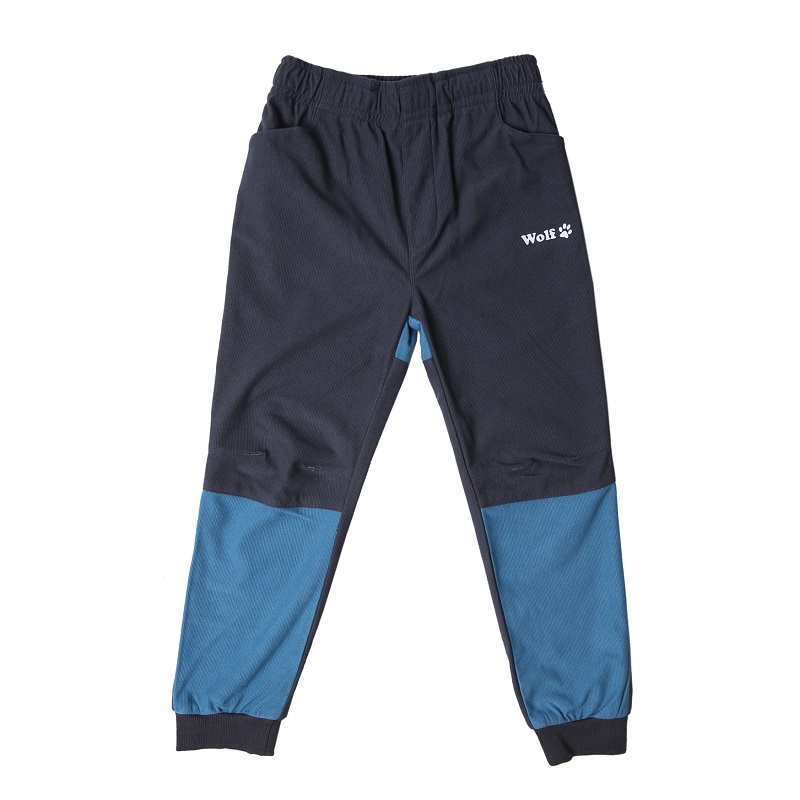 Chlapecké manžestrové kalhoty WOLF (98-128)
