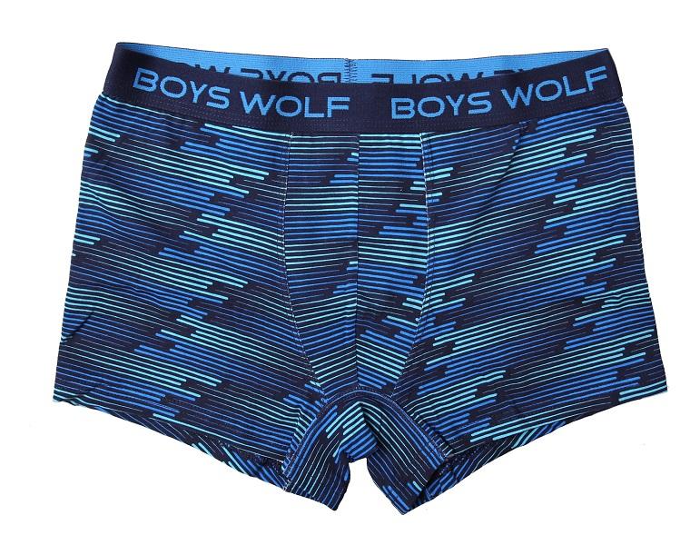 Chlapecké boxerky WOLF (134/140-158/164)