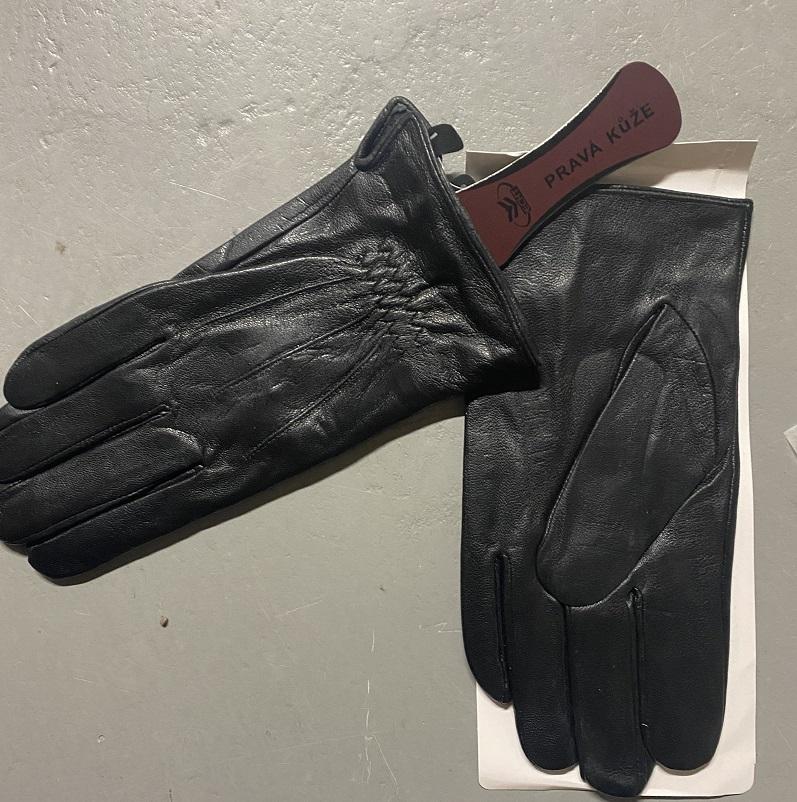 Pánské kožené rukavice ECHT (L-XXL)