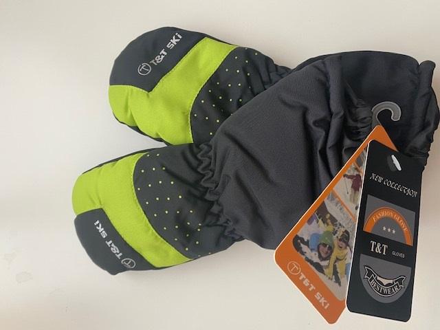 Dětské zimní palcové rukavice (3-8let)