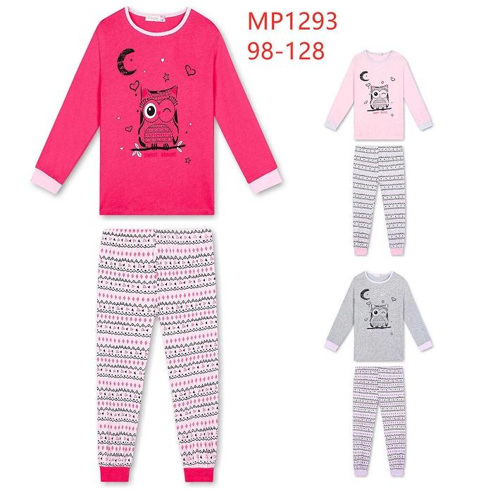 Dívčí  noční pyžamo  KUGO (98-128)