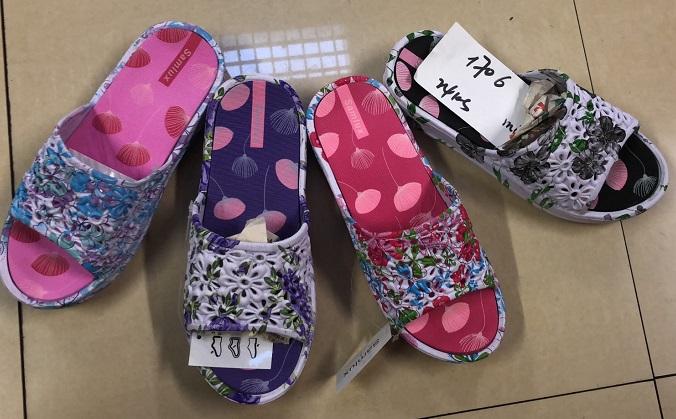 Dámské gumové pantofle SAMLUX (37-42)
