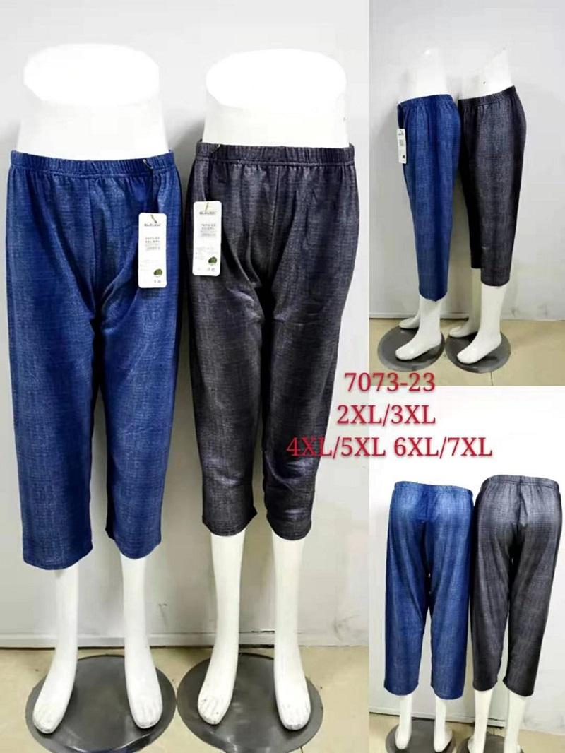 Dámské 3/4  letní kalhoty  ELEVEN ( XL/2XL-5XL/7XL)