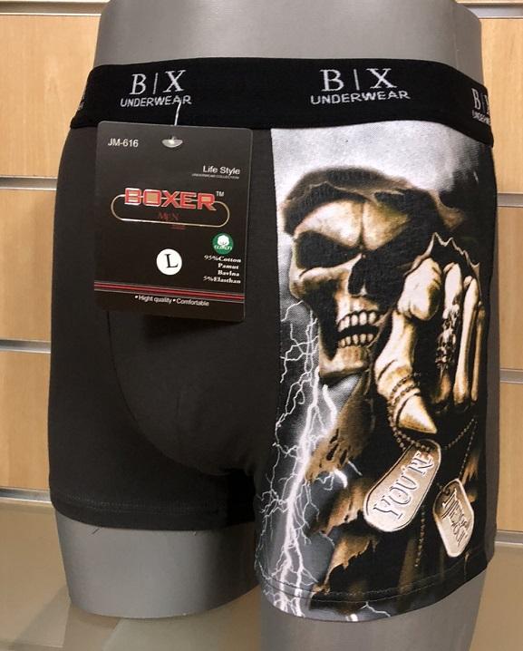 Pánské trenkoslipy (boxerky)  BOXER (M-XXL)