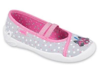 Dívčí domácí obuv BEFADO (25-30)