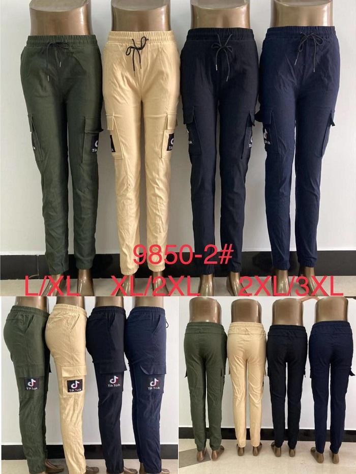 Dámské kalhoty T.T. ELEVEN (S/M-2XL-3XL)