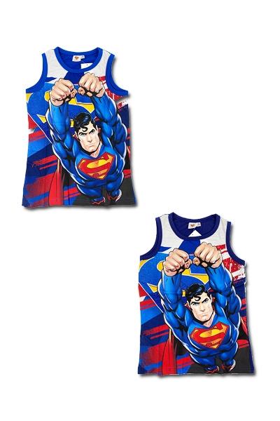 Chlapecké tílko SUPERMAN  (6-12 let)