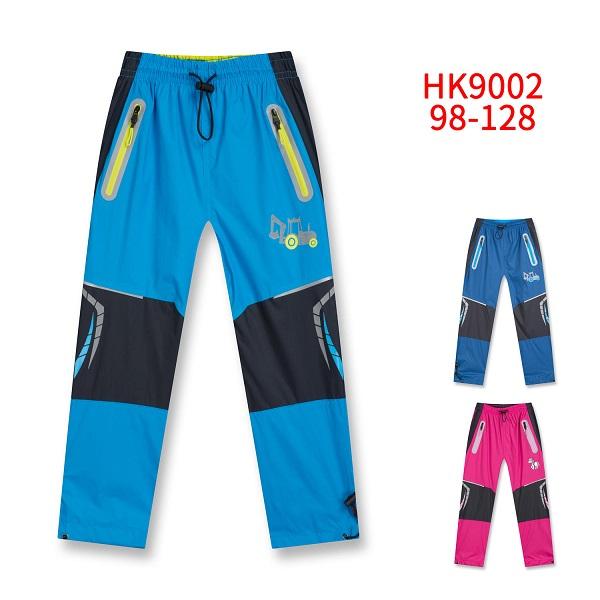 Dětské  šusťákové kalhoty  KUGO (98-128)