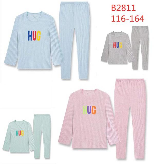 Dívčí pyžamo KUGO (122-164)