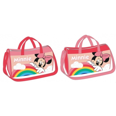 Dívčí sportovní taška MINNIE (22*38*21CM)