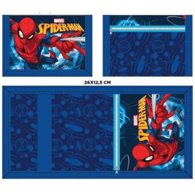 Chlapecká peněženka SPIDER MAN (26*12.5CM)