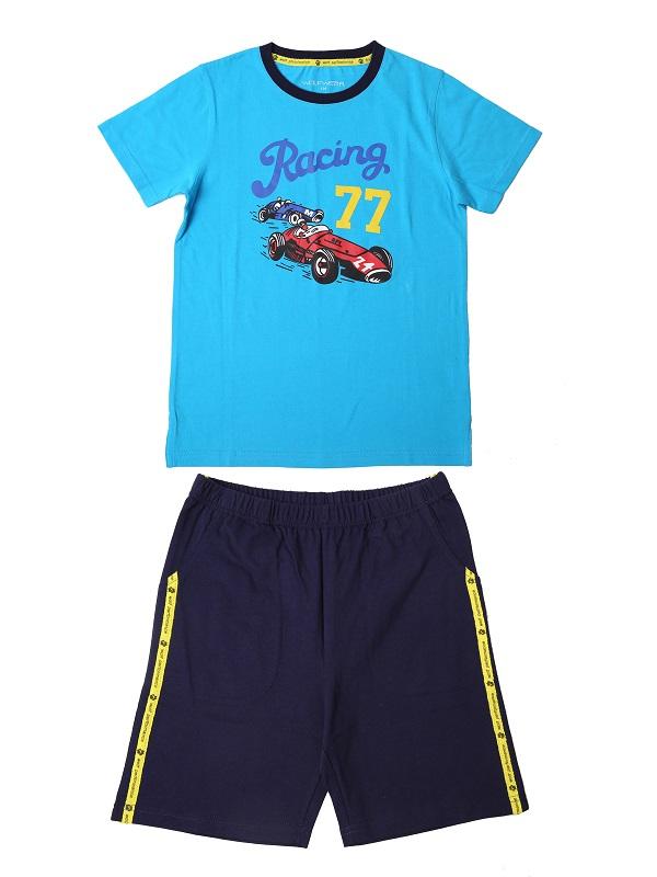 Chlapecké letní  pyžamo WOLF (134-164)