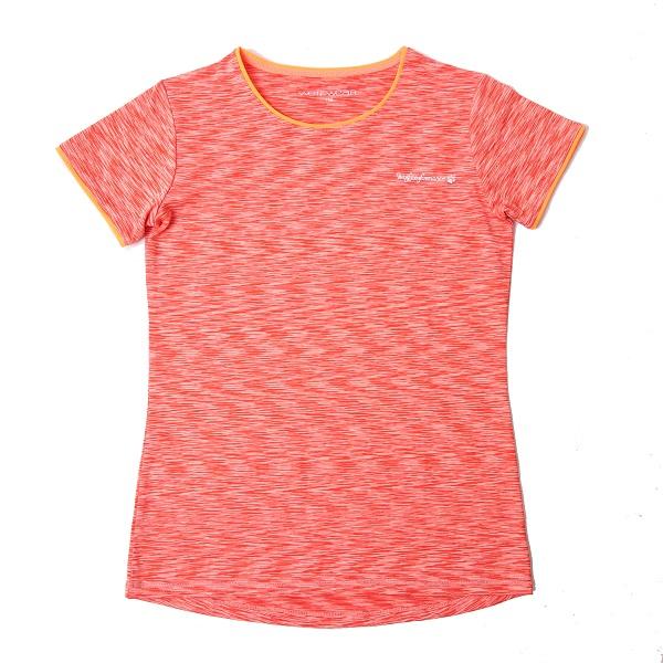 Dívčí funkční triko s krátkým rukávem  WOLF (134-164)