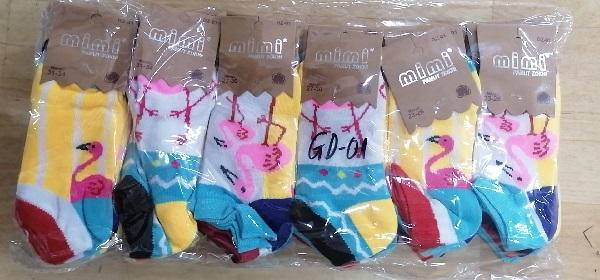 Dívčí  koníčkové ponožky MIMI (24-35)