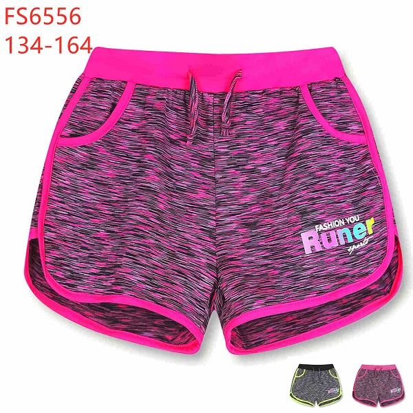 Dívčí funkční šortky  (kraťasy)  KUGO (134-164)
