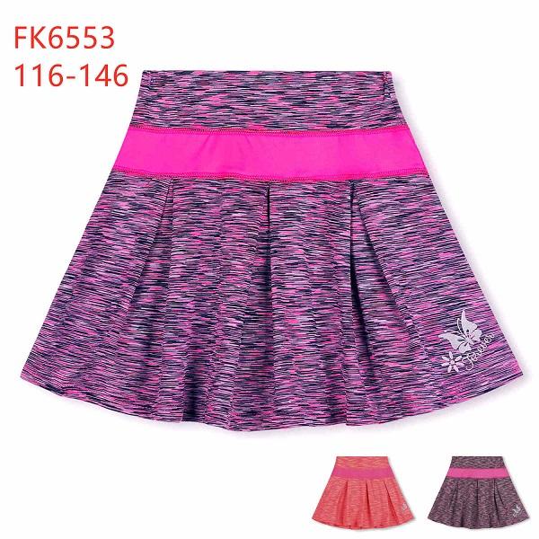 Dívčí funkční sukně KUGO (116-146)