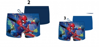 Chlapecké plavky SPIDER MAN (98-128)