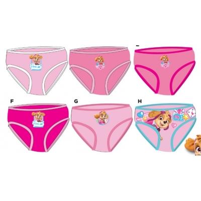 Dívčí spodní  kalhotky PAW PATROL (2-8 let)