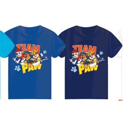 Chlapecké triko s krátkým rukávem PAW (98-128)