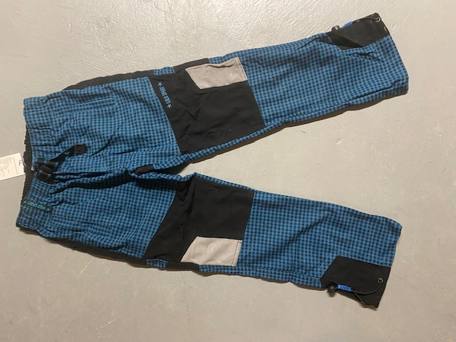 Chlapecké slabé outdoorové kalhoty GRACE (98-128)