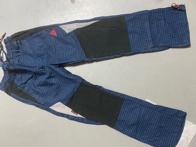 Dorostenecké slabé outdoorové kalhoty GRACE (134-164)