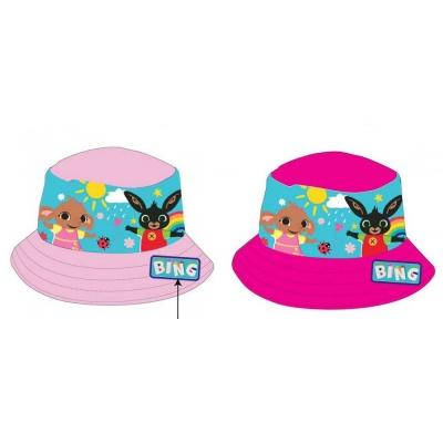 Dívčí letní klobouček BING (52,54cm)