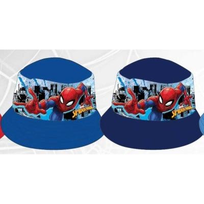 Chlapecký letní klobouček SPIDER MAN (52.54)