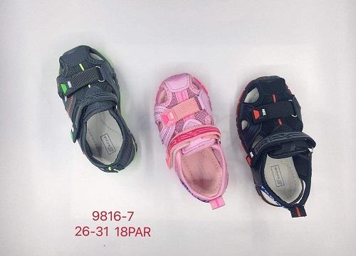 Dětské sportovní sandále  (26-31)