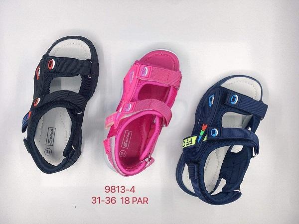 Dětské sportovní sandále  (31-36)