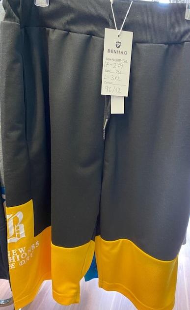 Pánské šortky BENHAO (L-3XL)