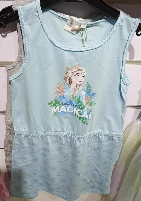 Dívčí letní šaty FROZEN (104-140)