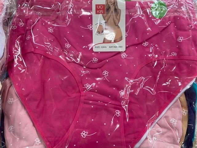 Dámské spodní  kalhotky  (M-XXL)