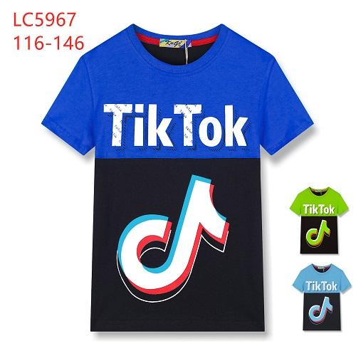 Chlapecké triko s krátkým rukávem KUGO (116-146)