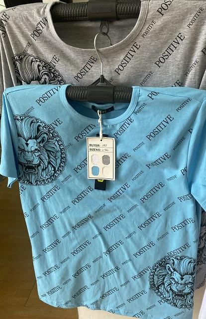 Pánské triko s krátkým rukávem SEZON  (M-XXL)