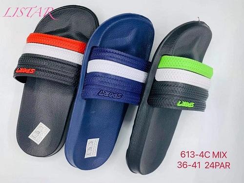 Dámské gumové pantofle (36-41)