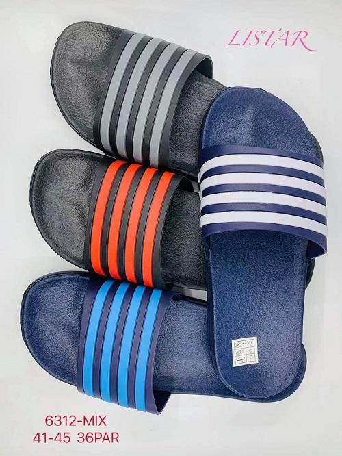 Pánské letní gumové pantofle  (41-45)