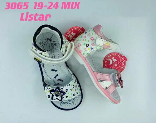 Dívčí letní sandále  (19-24)