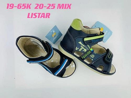 Chlapecké  letní sandále  (20-25)