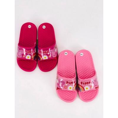 Dívčí gumové pantofle PEPPA GIRL (24-30)