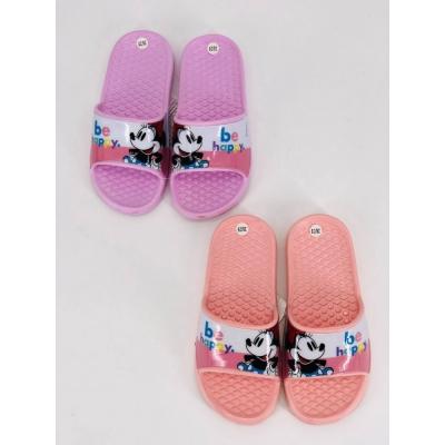 Dívčí gumové pantofle MINNIE (24-30)