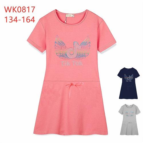 Dívčí letní šaty KUGO (134-164)