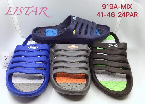 Pánské letní gumové pantofle  (41-46)